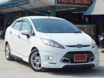 ชุดแต่ง Ford Fiesta 4 ประตู (4DR) สเกิร์ต + สปอยเลอร์ สุดยอดแห่งการดีไซน์ที่ลงตัว
