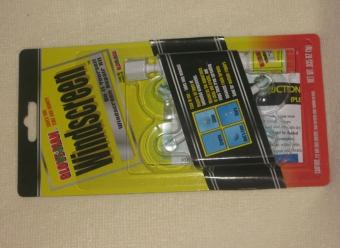 น้ำยาซ่อมกระจกรถยนต์ ที่ดีที่สุด Windscreen Repair Kit ซ่อมรอยร้าว ลด 15% โปรโมชั่นพิเศษ
