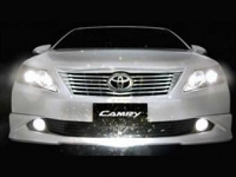 ชุดแต่ง TOYOTA CAMRY (EXTREMO) สเกิร์ตสวย เพิ่มความสปอร์ตหรูให้รถคันโปรดของคุณ
