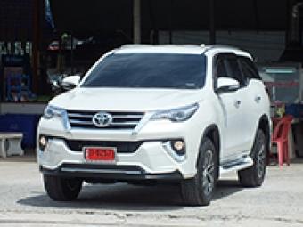ชุดแต่ง NEW FORTUNER 2015 - 2017 (รุ่น FD) แท้ 100% สเกิร์ตของแต่งรถที่สุดแห่งความหรูระดับผู้นำ