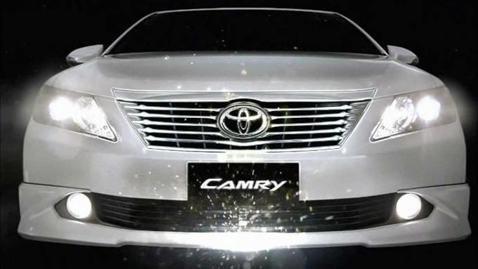 ชุดแต่ง สเกิร์ต toyota camry extremo 2012 2013 2014 โตโยต้า คัมรี่ เพิ่มความสปอร์ตหรูให้รถคันโปรดของคุณ รูป 1