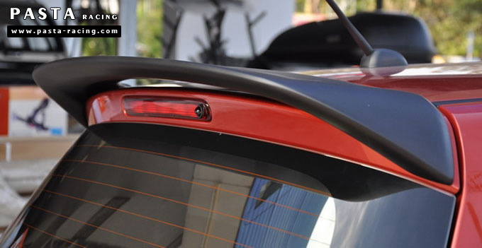 สปอยเลอร์ GTI suzuki swift eco ซูซูกิ สวิฟท์ 2012 2013 2014 2015