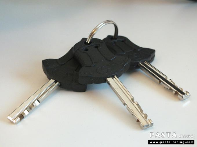 กันขโมย กันขโมยรถยนต์ กุญแจล็อคพวงมาลัย อุปกรณ์ รถ best lock ราคาถูก รูป 3