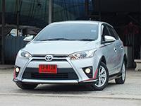 ชุดแต่ง YARIS ECO 2014-2016 (รุ่น FITT) แท้ 100% สเกิร์ตอุปกรณ์ของแต่งรถยาริสสวยลงตัว